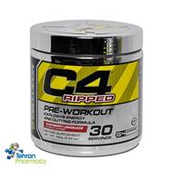 پمپ سی فور C4 ریپد سلوکور لیموناد رازبری - Cellucor Ripped