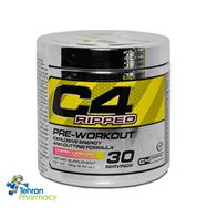 پمپ سی فور C4 ریپد لیموناد گیلاس سلوکور - Cellucor Ripped