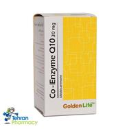 کوکیوتن 30 گلدن لایف - Golden Life CoQ10
