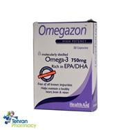 امگازون هلث اید Health Aid Omegazon