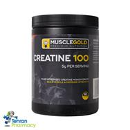 کراتین 100 ماسل گلد - MUSCLE GOLD CREATINE100