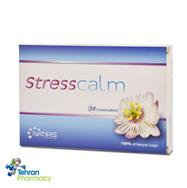 قرص استرس کالم ناتیریس 50 عددی - NATIRIS Stress calm