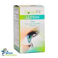 لوتئین نیچرفیت - NatureFit LUTEIN 20 mg