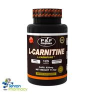 ال کارنیتین پی اند اف فارما - P&F PHARMA L CARNITINE