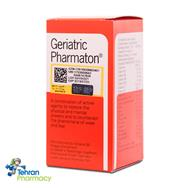 کپسول ژریاتریک فارماتون – Geriatric Pharmaton