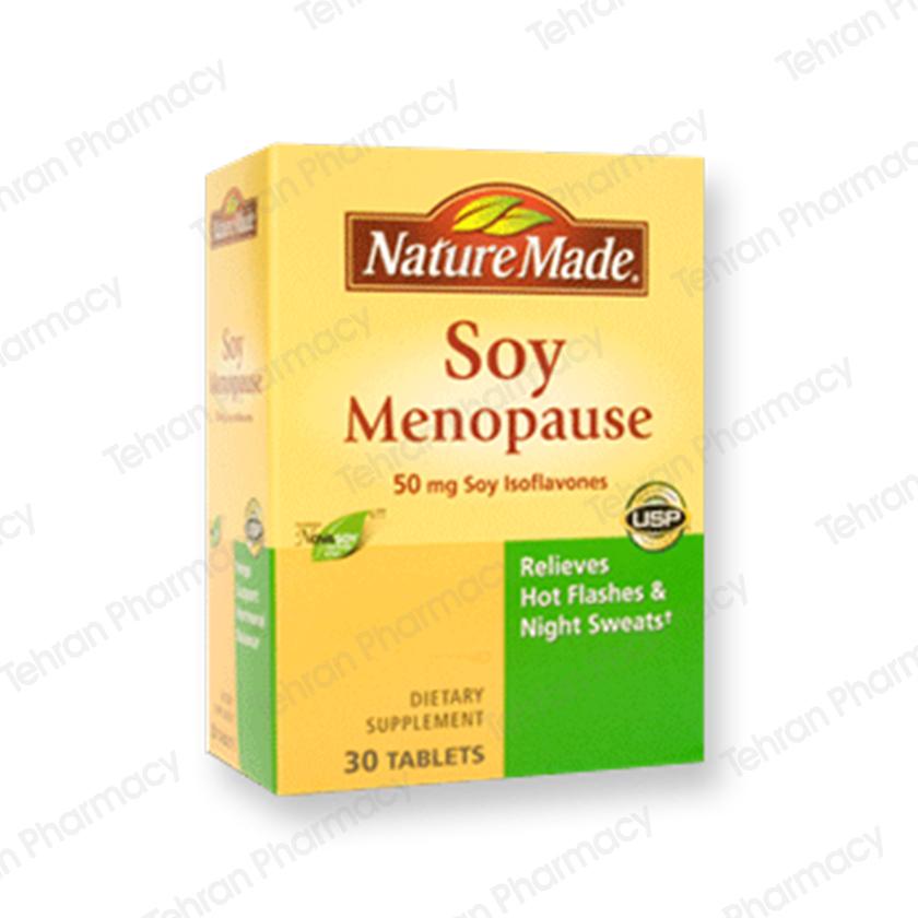 سوی منوپوز نیچرمید Soy Menopause